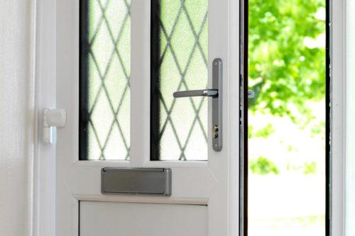 PVCu Door